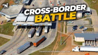 Cross Border Battle – OOIDA and the Teamsters