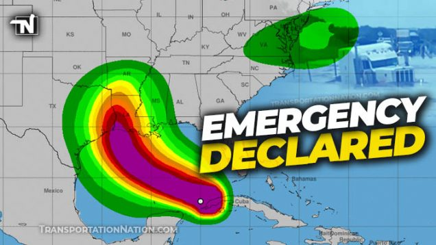 Emergency Declared – Hurricane Laura