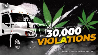 FMCSA Clearinghouse Results – 30k violations