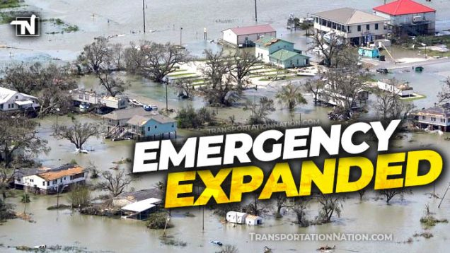 FMCSA Emergency Expanded – Hurricane Laura