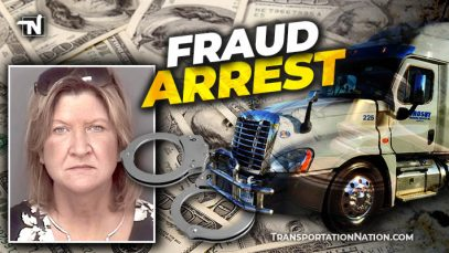 Marie Dickson – Crosby Trucking embezzlement
