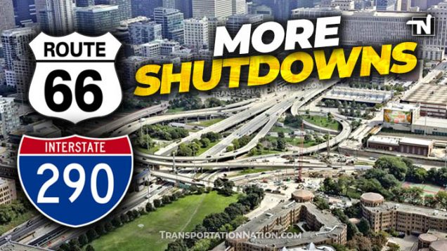 More Chicago Shutdowns – Route 66 and I-290