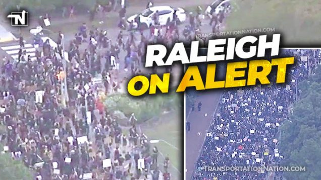 Raleigh NC on Alert