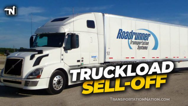 Roadrunner – Truckload Sell-Off