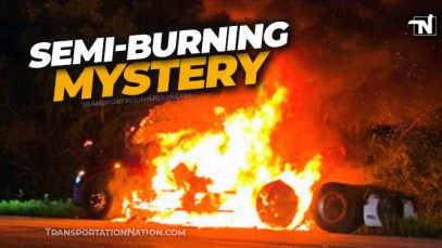 Semi-Burning Mystery