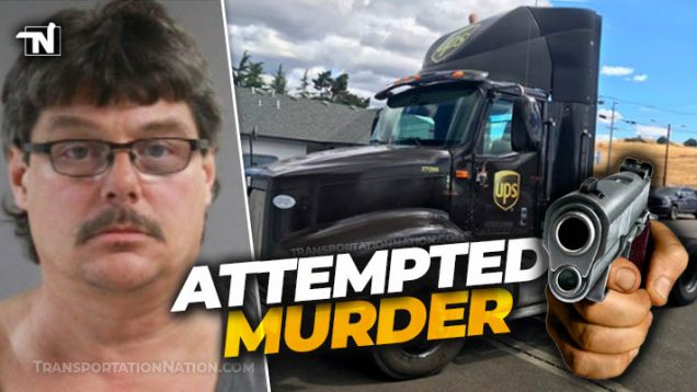 Serial Shooter on I-5 – ATTEMPTED MURDER