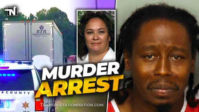 Trucker Murdered – Christine Summers – Charles Gipson