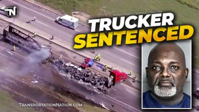 Trucker Sentenced – Kenny B. Ford