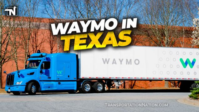 Waymo in Texas