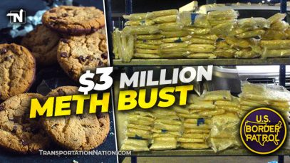 $3M meth bust in load of cookies
