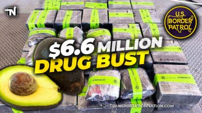 $6.6M drug bust in load of avocados