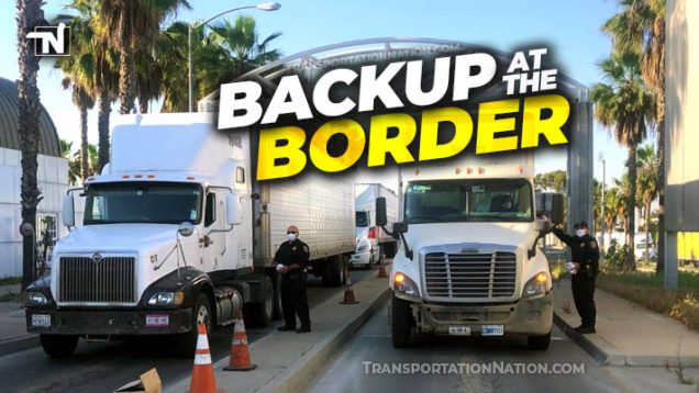 Backup at the Border
