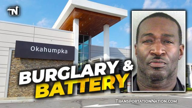 Burglary & Battery at Okahumpka Travel Center in FL