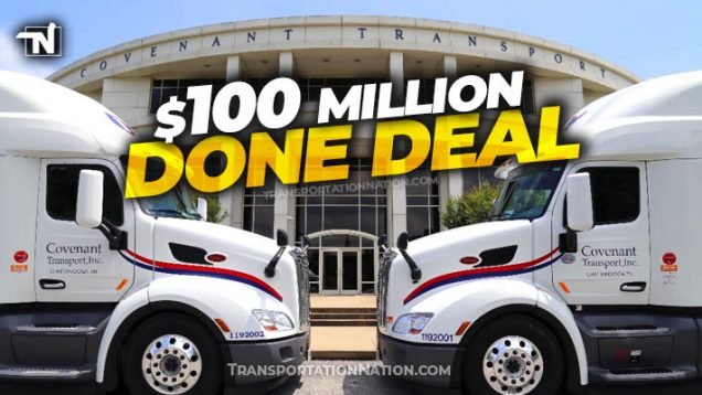 Covenent $100M Done Deal