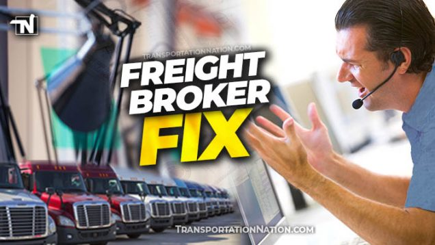Freight Broker Fix – FMCSA listening session