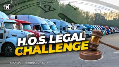 HOS Legal Challenge – Teamsters