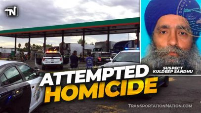 Kuldeep Sandhu – Attempted Homicide at California Petro