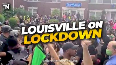 Louisville on Lockdown