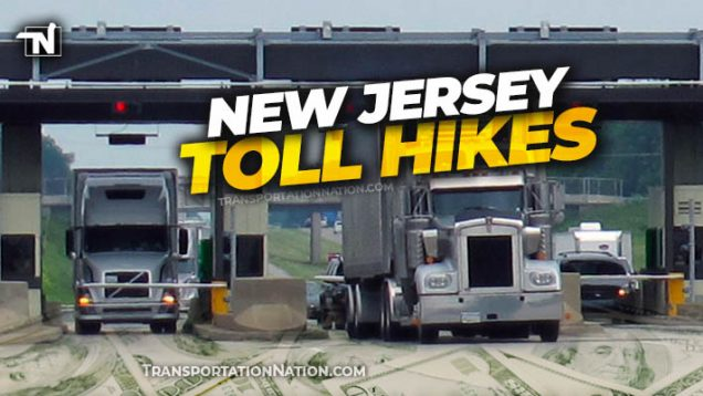 NJ Toll Hikes