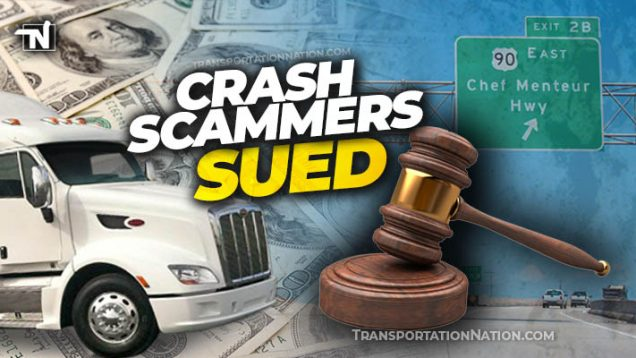 SMF sues crash scammers