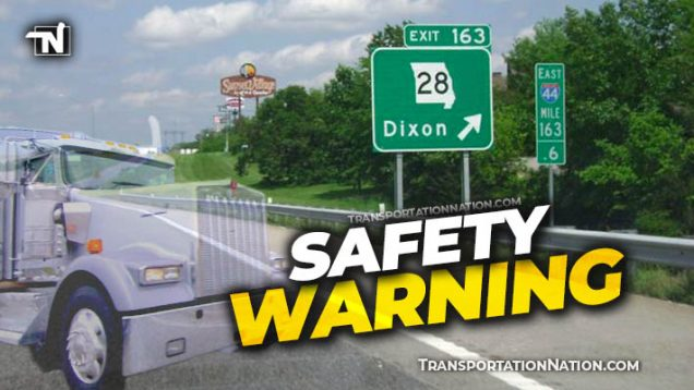 Safety Warning – Illinois Trucking Association