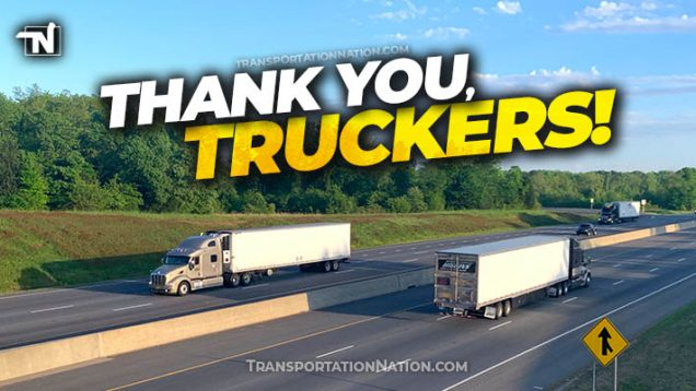Thank You Truckers – NTDAW 2020