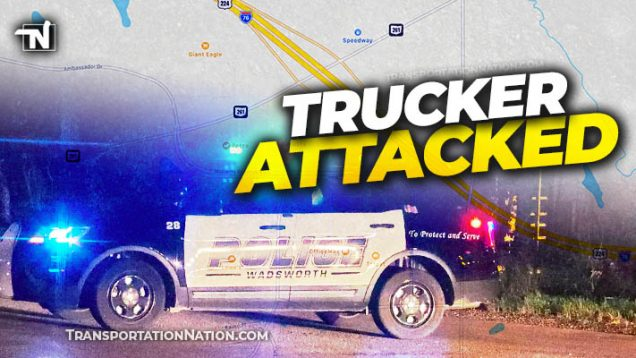 Truck Jacking and Stabbing – Wadsworth OH