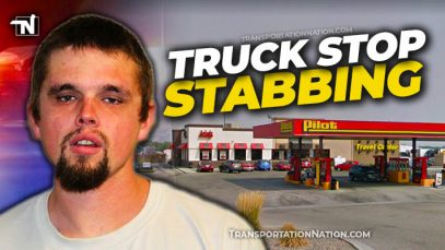 Truck Stop Stabbing – Hate Crime
