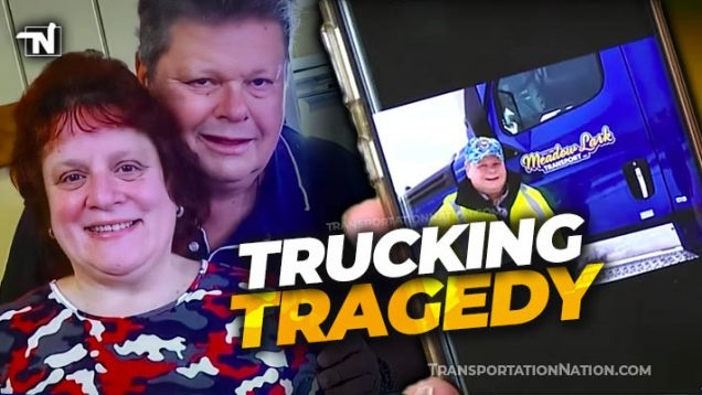 Trucking Tragedy – Donald and Alissa-Joy Hardy
