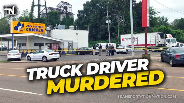 truck driver murdered at jack pirtle's chicken in memphis