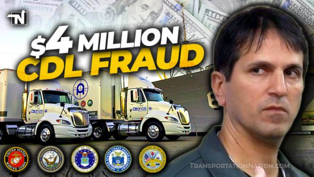 $4M Veteran CDL Fraud
