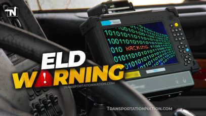ELD Warning