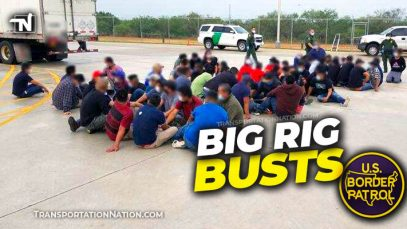Human Smuggling Busts – October 6 2020