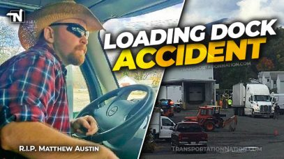 Matthew Austin – Loading Dock Accident – Germantown, NY