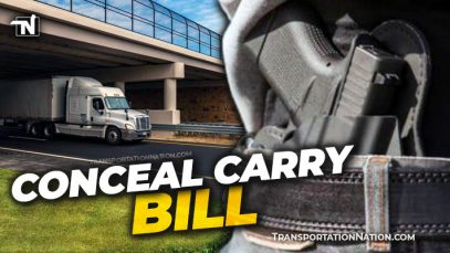 Conceal Carry Bill
