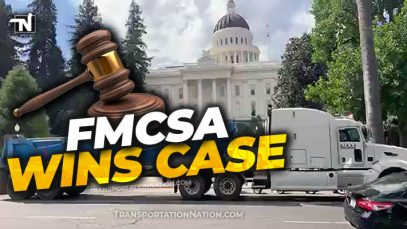 FMCSA wins MRB Case