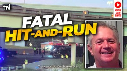 Fatal Hit & Run Charles Eugene Pearce Jr Dash Cam Video