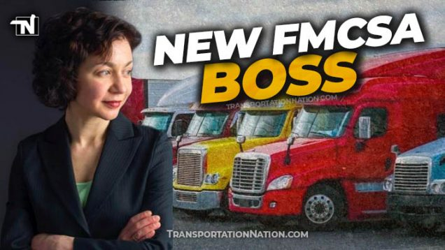 New FMCSA Boss Meera Joshi