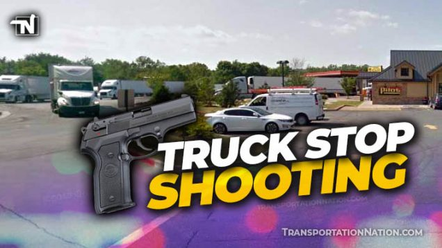 Pilot Travel Center in Union Township, NJ Shooting