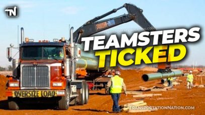 Teamsters Ticked Off