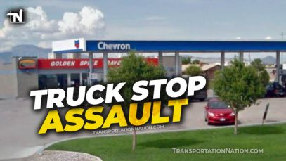 Truck Stop Assault at Golden Spike Travel Center