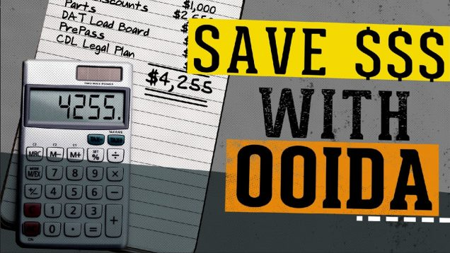 An OOIDA Membership Saves Truckers Money (Video by OOIDA)