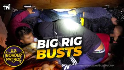 big rig human smuggling busts