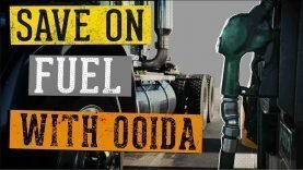 Big Savings with OOIDA's Truckers Advantage Fuel Card (Video by OOIDA)