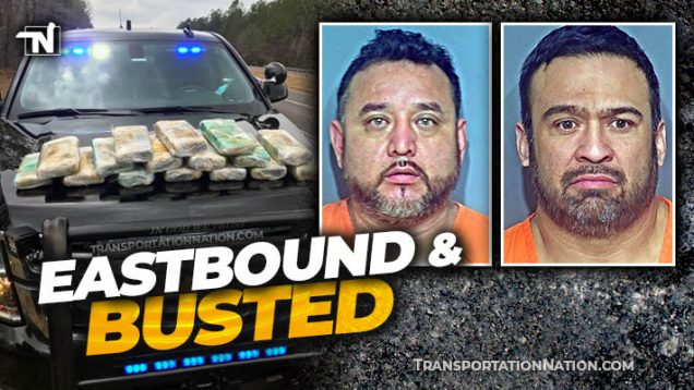 eastbound and busted