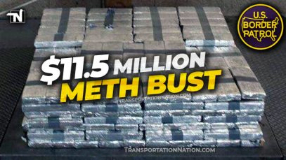 $11.5 million meth bust 2 24 21