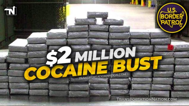 $2 million cocaine bust