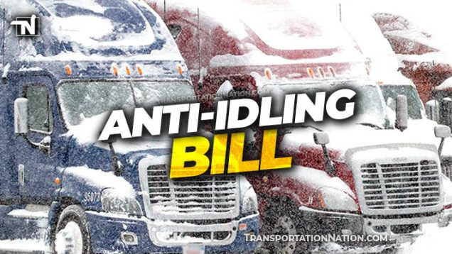 Anti-Idling Bill in New York