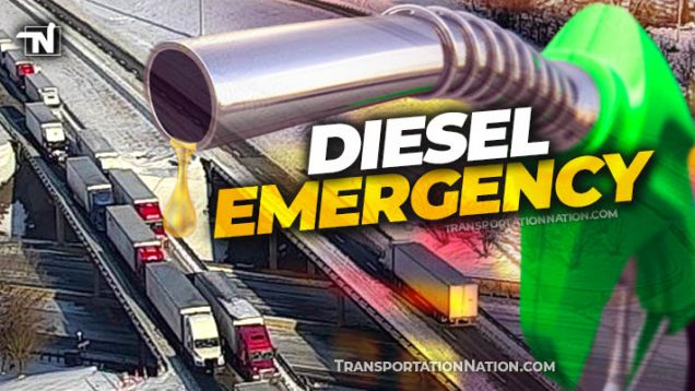 Diesel Emergency in TX