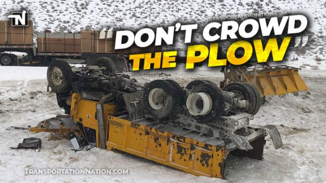 Don't Crowd the Plow Wyoming